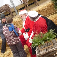 Family Day - Photos with Santa & Mrs Claus// Sleigh Rides