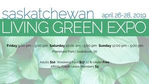 2019 Saskatchewan Living Green Expo