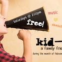 Kid-O-Fun: A Family Friendly Comedy Show
