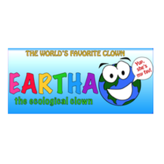 Eartha the Ecological Clown and Friends