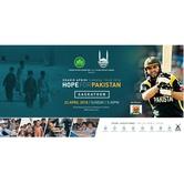 Shahid Afridi in Saskatoon: Hope for Pakistan