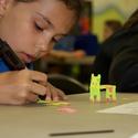 3D Printing: Minecraft Creations Camp