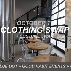 October Clothing & Costume Swap