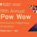 19th Annual Pow Wow Honouring Indigenous Graduates