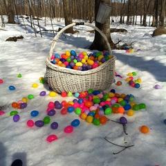 Annual Easter Egg Hunts