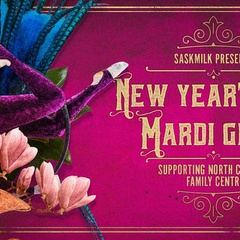 New Year's Eve Mardi Gras