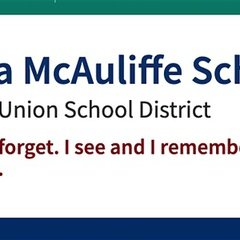 Christa McAuliffe Information Sessions