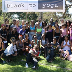 "Black to Yoga Presents ""Wellness in the Park"""