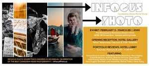 InFocus Photo Exhibit And Award OPENING RECEPTION PARTY