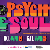 Vinyl Envy presents: Psych & Soul Weekend