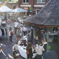 Picot Night Market in Fernwood Square