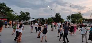 Hamilton Summer Swing Dance - Pier 8