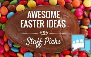 Awesome Easter Ideas: ChatterBlock Staff Edition