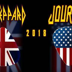 Def Leppard & Journey at Moda Center