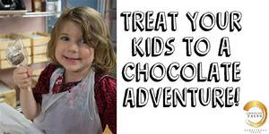 Chocolate Fun Factory (Ages 4-6)