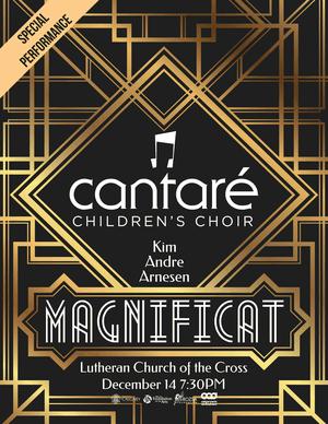 CantareChildren's Choir presents Magnificat