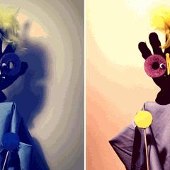 Puppet Pop-Up Studio: One Glove!