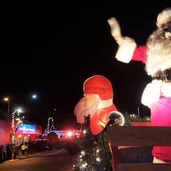Leduc Santa Claus Parade