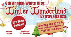 White City Winter Wonderland Extravaganza
