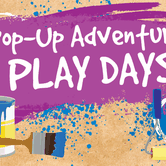 Pop-Up Adventure Play Day at McKinley Library