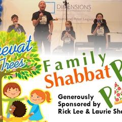 Tu B'Shevat Love of Trees Family Shabbat Dinner