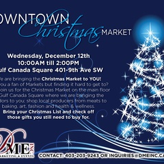Downtown Christmas Market