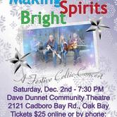 COOKEILIDH - Making Spirits Bright!