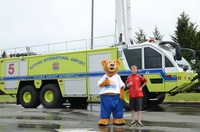Team 4 Hope's 7th Annual TOUCH A TRUCK brought to you by Island Savings