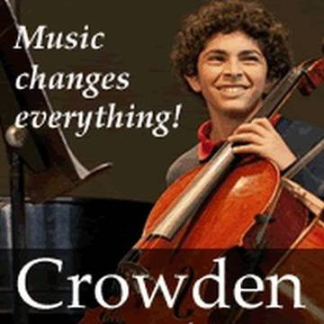 Crowden Music Center's promotion image