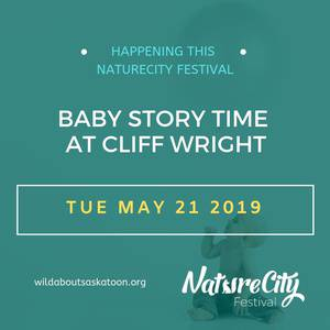 Baby Story Time at Cliff Wright Library
