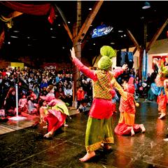 Diwali Fest Downtown Surrey