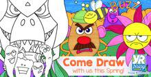 Spring Break in Copperfield - Junior Cartoons for ages 4  -6