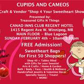 Cupids And Cameos 2018 - Shop 4 Your Sweetheart Craft Sale