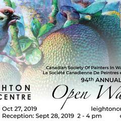 94th Annual Open Water Exhibition - Opening Reception