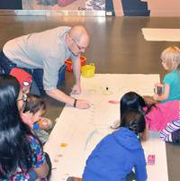 Tours for Tots: Science and Art