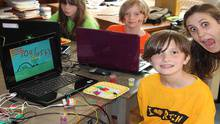 Girl Gamers at Artech Camps!
