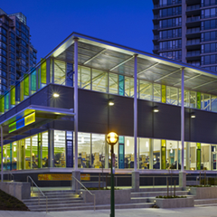 Burnaby Public Library - Tommy Douglas Library