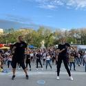Thursday Night Salsa at City Square Plaza