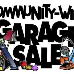 Rosewood Community Garage Sale