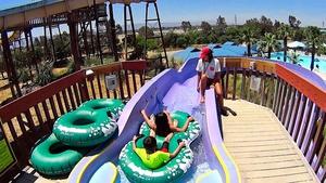 Raging Waters San Jose: Rides, Slides, Pools and More