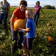 Haunted Pumpkin Festival at Prairie Gardens