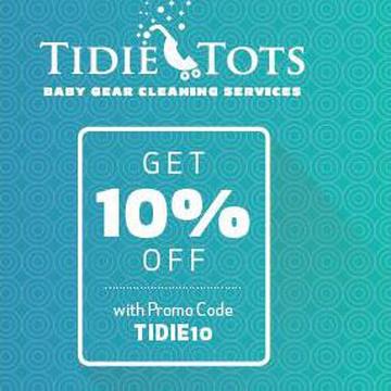 Tidie Tots's promotion image