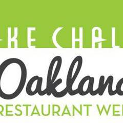 Oakland Restaurant Week 2019