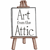 Art From the Attic giant art sale