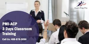 PMI-ACP 3 Days Classroom Training in Regina