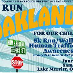 We Run Oakland: For Our Children