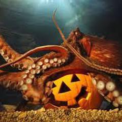 Aquarium Halloween