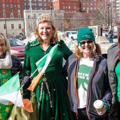 Marching Entries - 12th annual Halifax St. Patrick's Day Parade