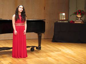 Rose Bowl Vocal Highlights Concert - Greater Victoria Performing Arts Festival