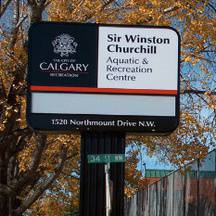 Sir Winston Churchill Aquatic & Rec Ctr
